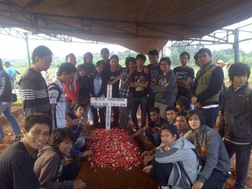 June 12, 2011 - R.I.P Nicholas Simanjuntak (PAKUY)